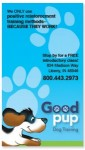 Jumping Dog Business Cards by PaperDirect