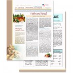 Lion Lamb Newsletter by PaperDirect