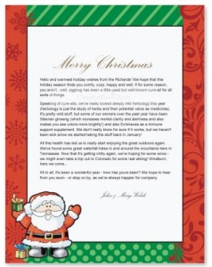 Little St Nick Border Paper by PaperDirect