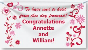 Wedding and Anniversary Banners | PaperDirect Blog