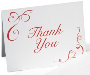 Proper Wedding Thank You Card Wording Paperdirect Blog