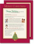 O Christmas Tree Newsletters by PaperDirect