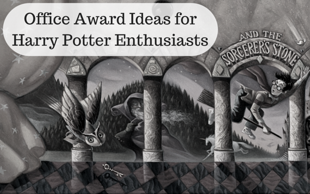 Office Award Ideas For Harry Potter