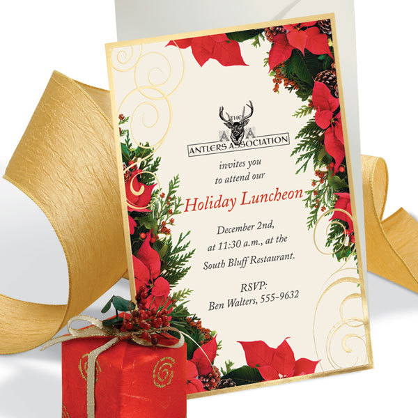 Christmas Party Invites: How To Write Company Christmas Party Invites That Impress