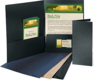 Back Nine Golf Papers by PaperDirect