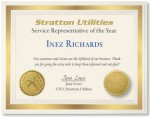 Pristine Specialty Certificates by PaperDirect