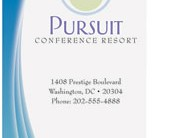 Pursuit Brochures by PaperDirect