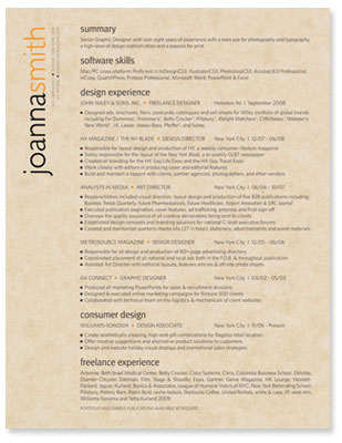 Writing The Resumes That Get You Hired  Resumes That Get You Hired
