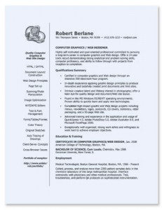 Best Resume Paper To Get Noticed Paperdirect Blog