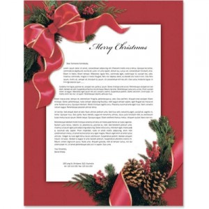 Sample business christmas letters for your first go around as christmas approaches your business holds a certain obligation to greet and thereby maintain connections with a wide array of clients and fellow industry cheaphphosting Images