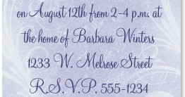 Optimistic Casual Invitations