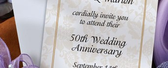 Formal Engagement Casual Invitations by PaperDirect