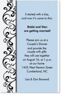 Devotion Casual Invitations by PaperDirect
