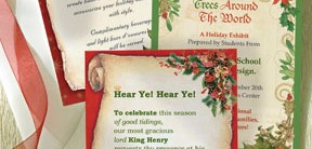Holiday Invitations by PaperDirect