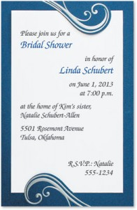 Astoria Layered Invitations