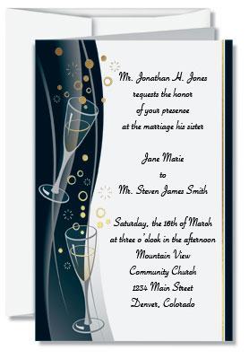 Wedding Invitation Sample Gallery Paperdirect Blog