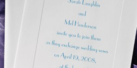 Intricate Flat Invitation
