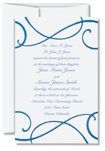 Wedding invitation wording for complex relationships paperdirect blog for example perhaps a bride or grooms filmwisefo
