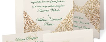 Enchanting Invitation Papers