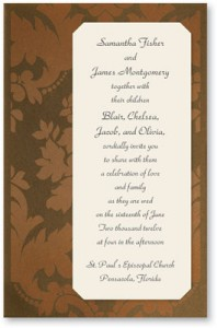Everlasting Layered Invitations
