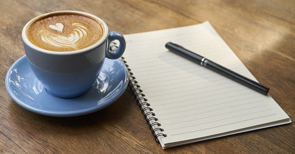 Schedule a virtual coffee chat to stay connected to remote employees.