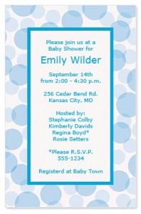 6 Irresistible Baby Shower Invite Ideas Paperdirect Blog