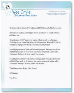 Smiling Tooth Letterhead by PaperDirect