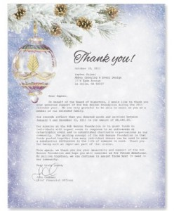 5 steps to a genuine end of the year thank you letter paperdirect blog 5 steps to a genuine end of the year thank you letter designing your business communication spiritdancerdesigns Gallery