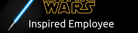 Star Wars Inspired Employee Recognition