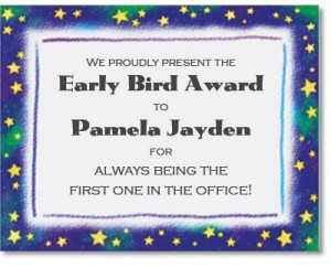 Stars Casual Certificates by PaperDirect