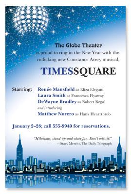times square casual invitation paperdirect blog