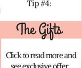 Tip #4 Christmas Recognition