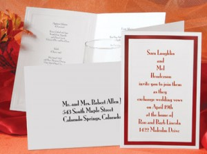 how to address wedding invitations  paperdirect blog, Wedding invitations