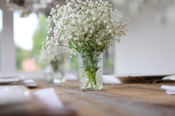 Beautiful affordable weddings the centerpieces