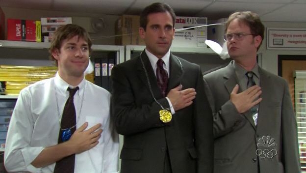 Best Of The Office office Olympics