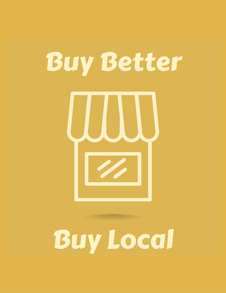 Buy local, but better print