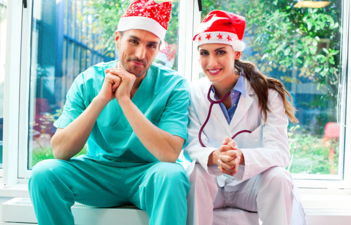 Christmas Messages from Doctors Offices