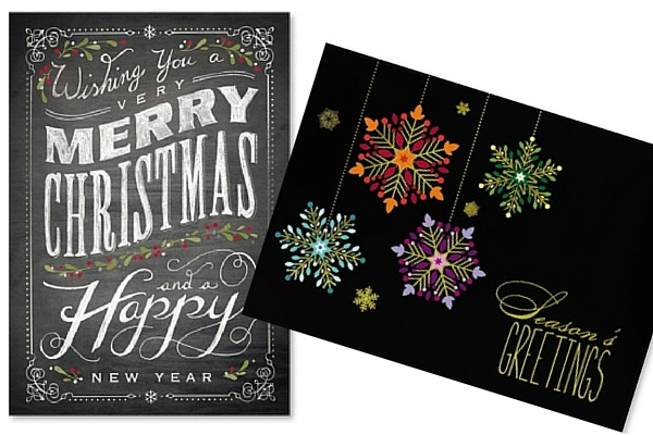 Christmas sneak peek 2015 holiday cards invites more christmas greeting cards m4hsunfo