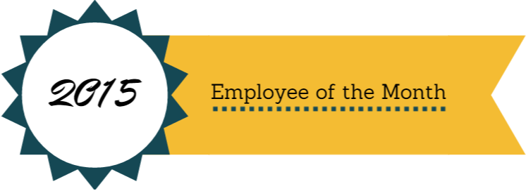 employee of the month programme Beware of employee of the month programs dr bob nelson many companies use employee-of-the-month awards this award may include a photograph of the honoree with an engraved nameplate in the lobby of the business, perhaps a reserved parking place and/or a small cash bonus.
