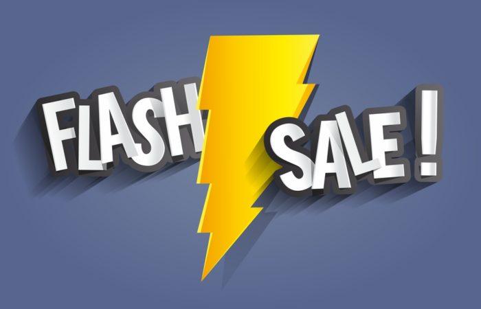 Flash Sale Promotion