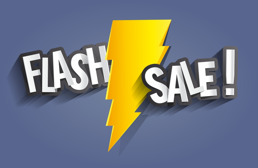 Flash Sale Promotion