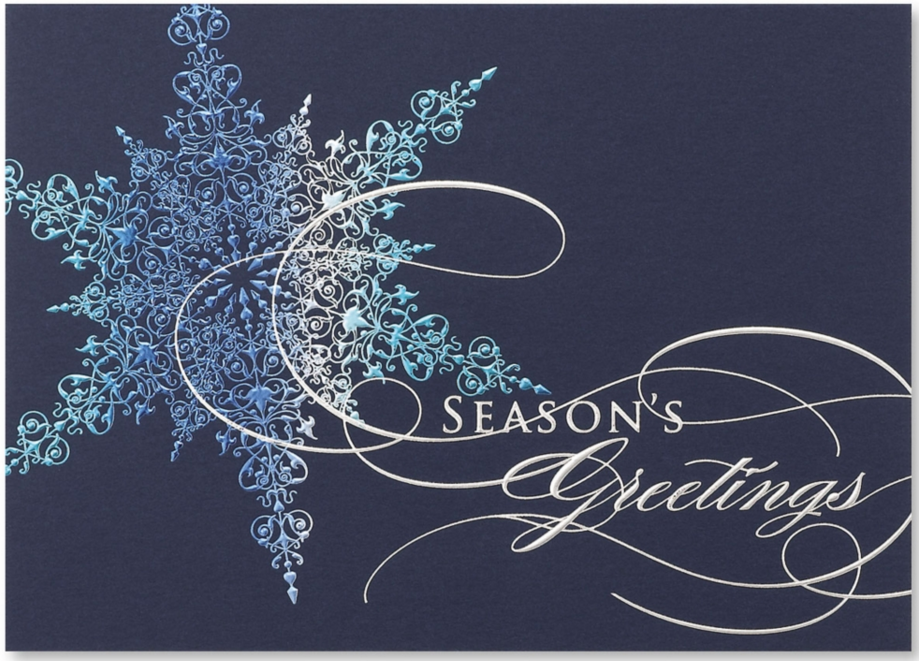 greeting card - Christmas Cards For Clients