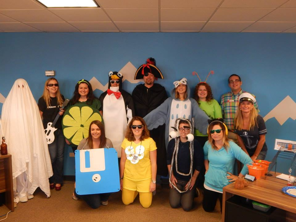 halloween for digital marketers
