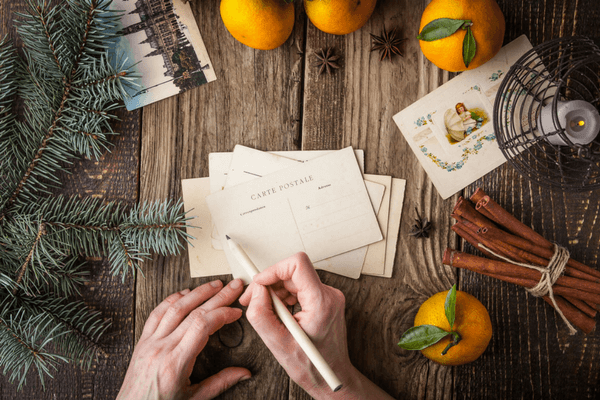 holiday cards for charity