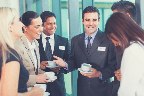 how to host a networking event