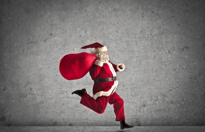Last Minute Santa