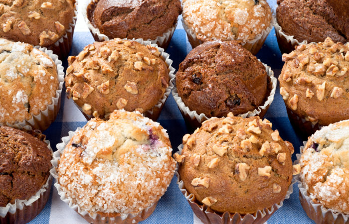 muffins for back to school