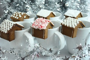 office christmas party ideas gingerbread houses