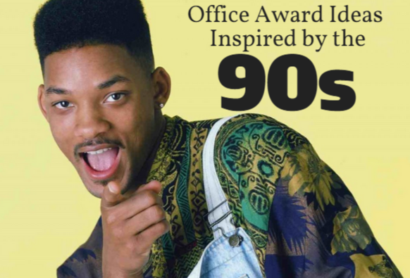 Charmant Office Award Ideas Inspired By The 90s