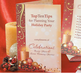 pinterest worthy company christmas party themes supplies